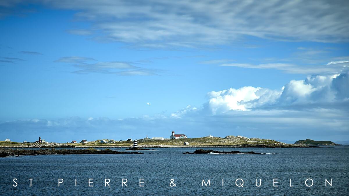 050 St Pierre et Miquelon