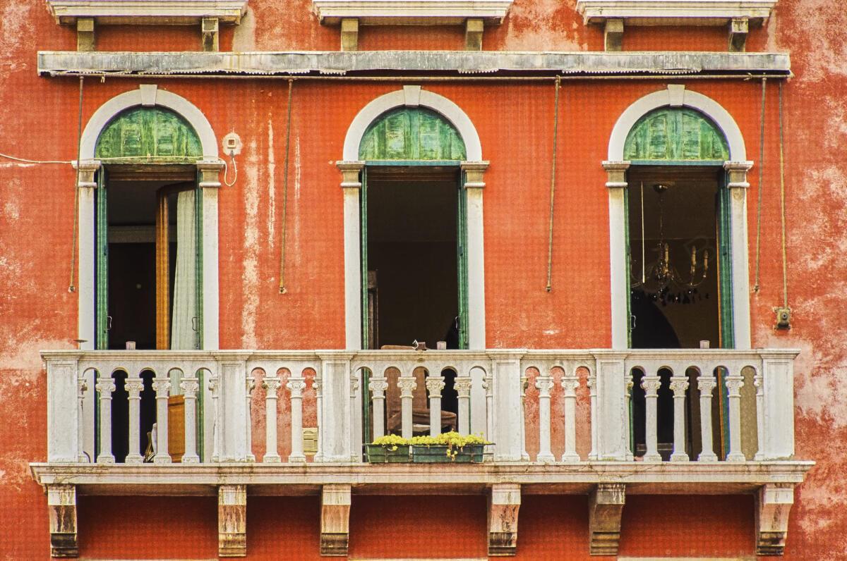 Venise - Fenêtres 2