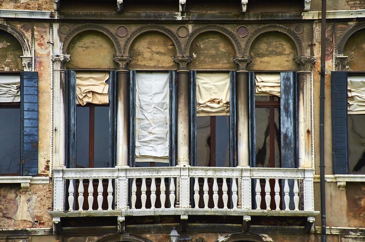 Venise - Fenêtres 3