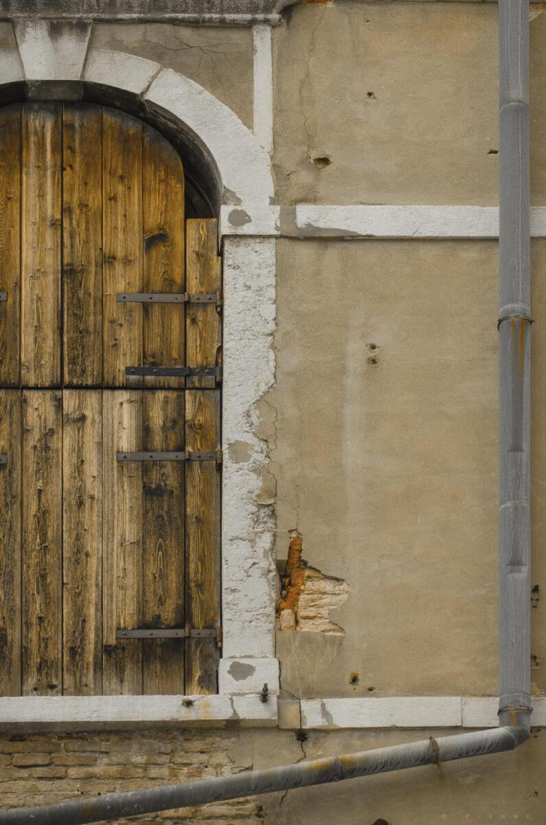 Venise - Fenêtres 4