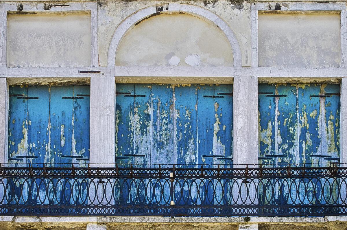 Venise - Fenêtres 6