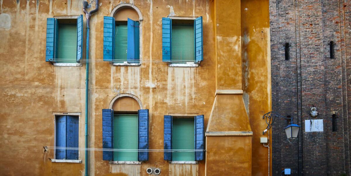 Venise - Fenêtres 8