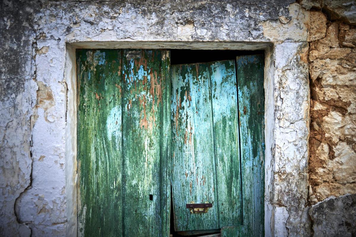 Crete - Fenêtres