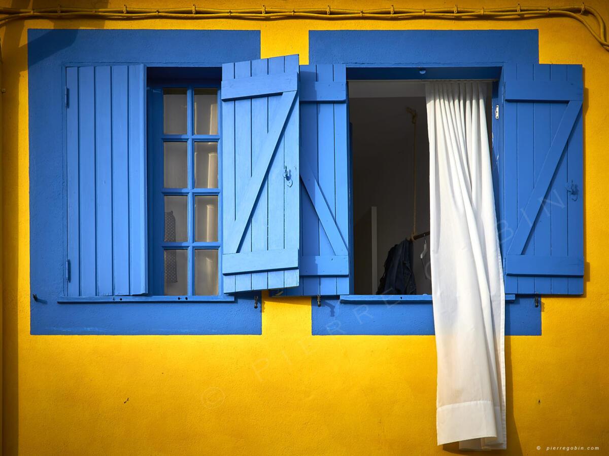 Portugal - Equilibre des formes, des couleurs, des espaces...