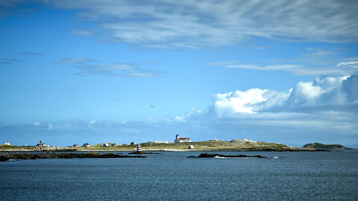 020 St Pierre et Miquelon : Ile aux Marins