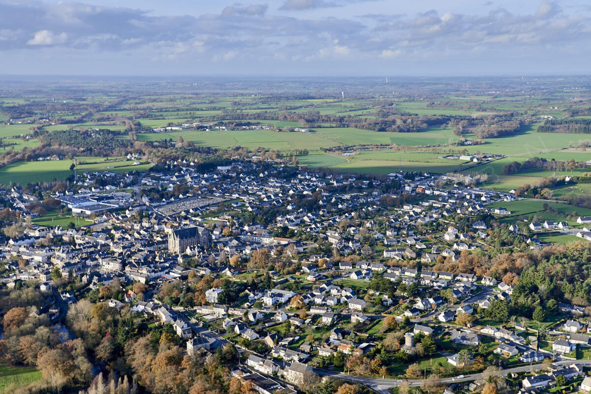 Ville de Guemene (44)